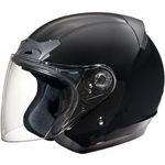 Fulmer Motorcycle Helmet - Open Face