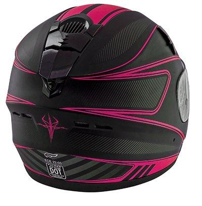 Women S Full Face Fulmer Motorcycle Helmet