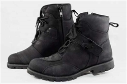Altimate Urban Lace-Up Motorcycle Boots