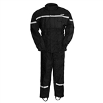 Atrox Nylon Motorcycle Rain Gear Suit
