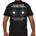 Men's Biker T-Shirts: Place tits on targets