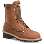 Carolina Work Boots CA4821 Waterproof Insulated Logger