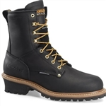 Carolina LoggerWork Boots: Steel Toe Insulated