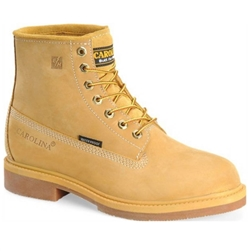 Carolina Mens Wheat Work Boots CA6544