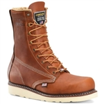 Carolina USA Union Made Work Boots - Broad Toe
