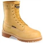 Waterproof Insulated, Wheat Carolina Work Boots