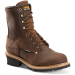 Carolina Logger Work Boots: Waterproof 8''