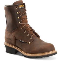 Carolina Logger Work Boots: Waterproof
