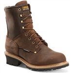 Carolina Logger Work Boots CA9821 Steel Toe Elm
