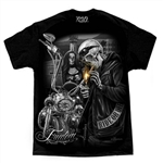 Men's Biker T-Shirts: DGA Freedom Rider