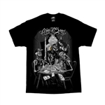 Men's Biker T-Shirts: DGA Game of Bones