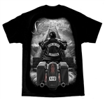 Men's Biker T-Shirts: Stairway to Heaven