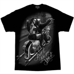 Men's Biker T-Shirts: DGA Ride It Like You Stole It