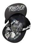 Ride or Die Biker Style Snap Back Hat: Motorcycle Highway To Hell
