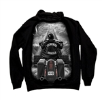 Motorcycle Hoodies: DGA Stairway to Heaven