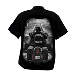 Men's Biker Shop Shirts: DGA Stairway to Heaven
