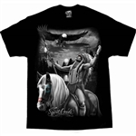 Spirit Guide Native American Shirt by DGA Tee's