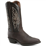 Double-H Men's Brown Work Western Boots