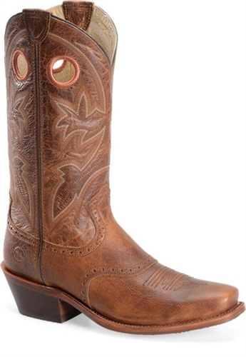 Double H Men S Cowboy Boots On Sale Distressed Brown