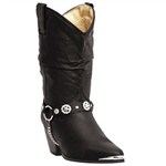 Women's Dingo Western Boots - Cowgirl Slouch