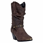 Dingo Women's Western Harness Boots: DI524