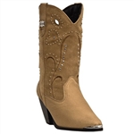 Womens Fashion Dingo Western Boots