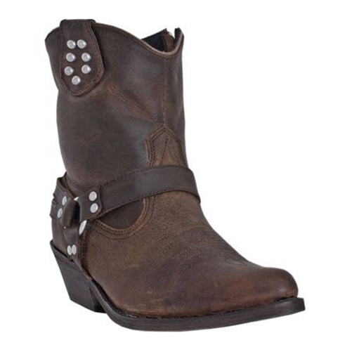 Clearance Sale Dingo Women S Harness Boot With Zipper