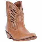 Dingo Women's Short Leather Western Boots