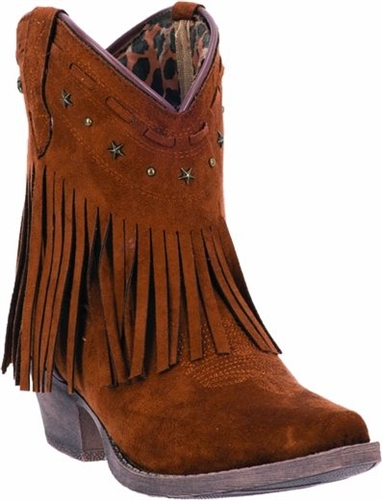 Dingo Women's Fringe Western Boot