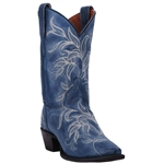 Ladies Dan Post Leather Western Boots Nora