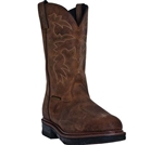 Dan Post Cowboy Work Boots: Men's Waterproof