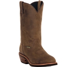 Dan Post Work Western Boots - Waterproof Full Grain Leather