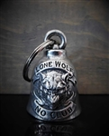 Bravo Motorcycle Guardian Bells: Lone Wolf