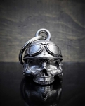 Bravo Motorcycle Guardian Bells: Skull Biker