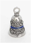 Motorcycle Guardian Bells: Thin Blue Line