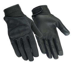 Men's Lightweight Motorcycle Gloves - Knuckle Protection
