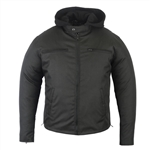 All Seasons Motorcycle Jackets: Lightweight Hooded