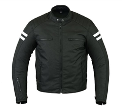 Mens Motorcycle Jackets: Lightweight for All Seasons