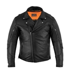 Premium Leather Updated Motorcycle Jackets