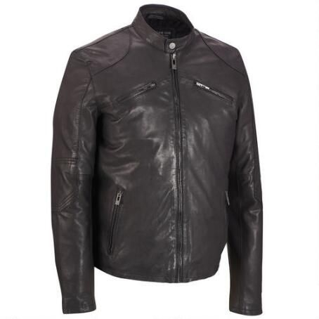 Lightweight Leather Motorcycle Jackets / 50% Off / Cycle Style