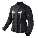 Women's Textile Motorcycle Jacket - Waterproof