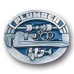 Mens Plumber Belt Buckle