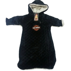 Harley-Davidson Baby Clothes: Boys Pram Jacket