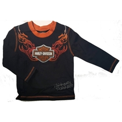 Harley-Davidson Toddler Boy Shirt