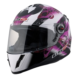 Youth Motorcycle Helmets Girls Junior Ls2 Full Face
