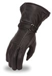Women's Waterproof Motorcycle Gloves - Gauntlet Style