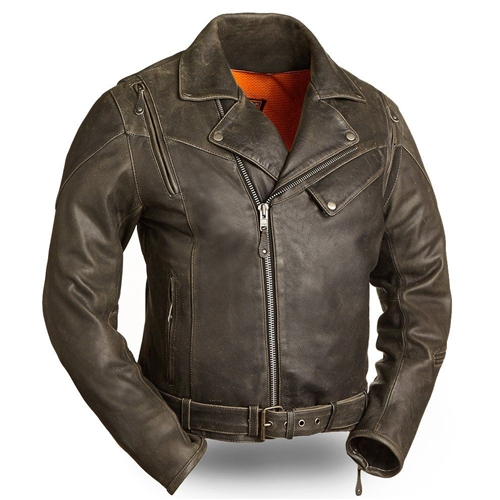 First Classics Leather Jacket