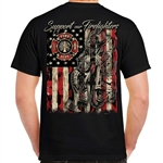 Support Our Firefighters T-Shirts