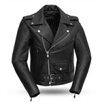 Ladies First Classics Leather Motorcycle Jackets