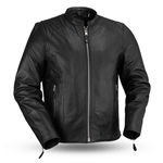 First Classics Leather Motorcycle Jacket
